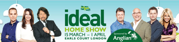 Ideal Homes Show London 2013